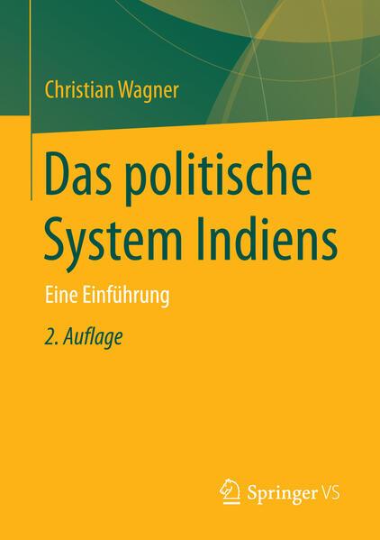 Das politische System Indiens - Coverbild