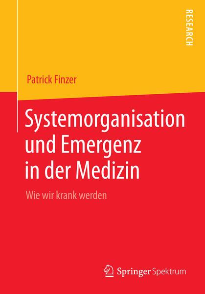 Systemorganisation und Emergenz in der Medizin - Coverbild