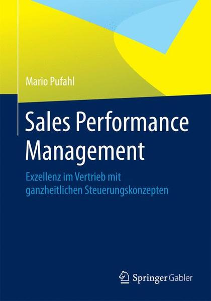 Sales Performance Management - Coverbild
