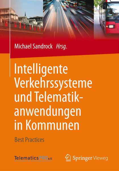 Intelligente Verkehrssysteme und Telematikanwendungen in Kommunen - Coverbild
