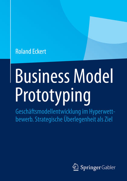 Business Model Prototyping - Coverbild