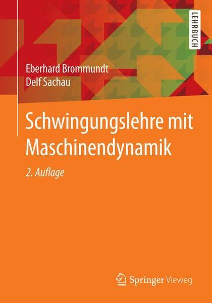 Schwingungslehre mit Maschinendynamik - Coverbild