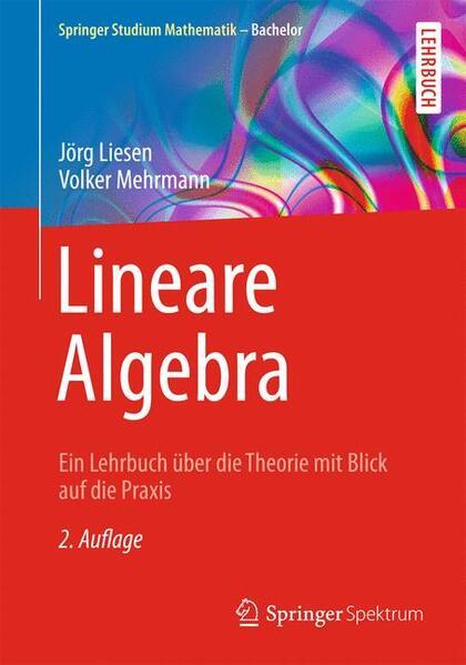 Lineare Algebra - Coverbild