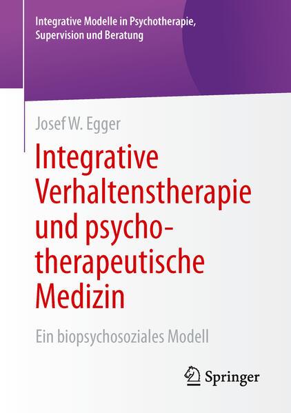 Integrative Verhaltenstherapie und psychotherapeutische Medizin - Coverbild