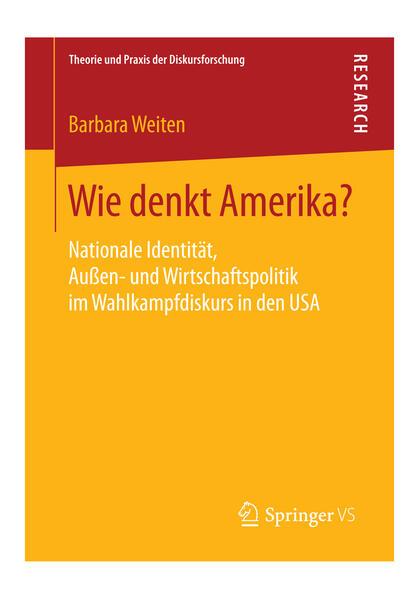 Wie denkt Amerika? - Coverbild