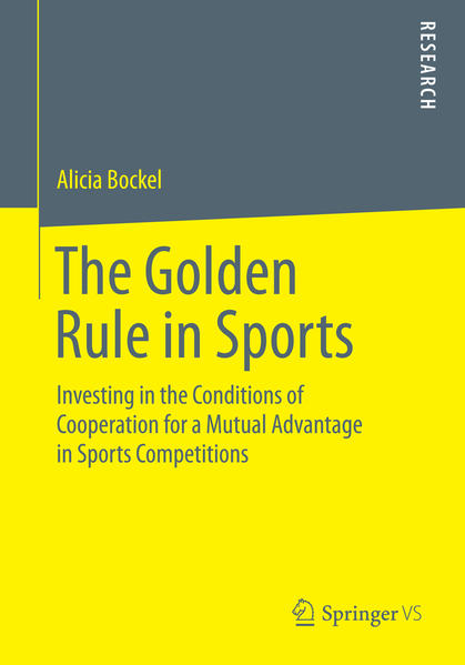 The Golden Rule in Sports - Coverbild