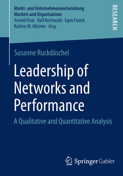 Leadership of Networks and Performance - Coverbild