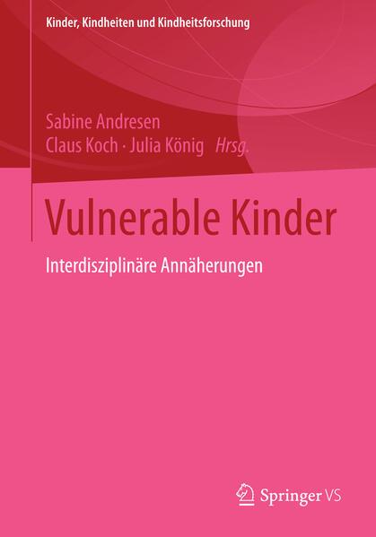 Vulnerable Kinder - Coverbild