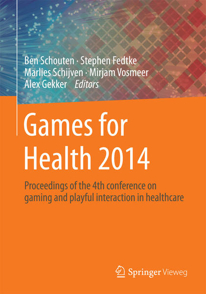 Games for Health 2014 - Coverbild