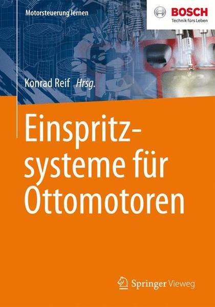 Einspritzsysteme für Ottomotoren - Coverbild