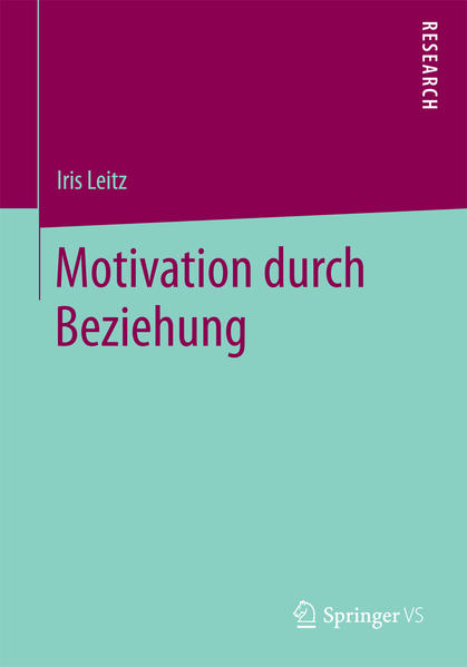 Motivation durch Beziehung - Coverbild