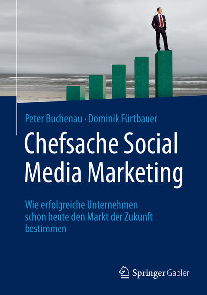 Chefsache Social Media Marketing - Coverbild