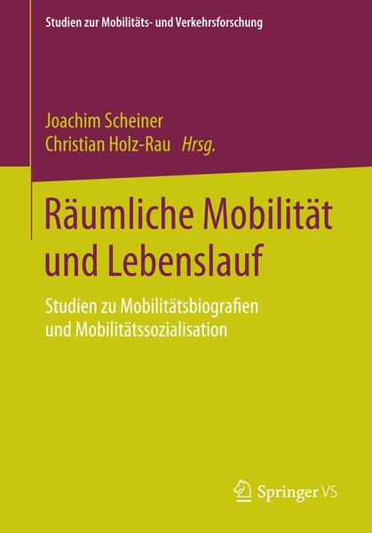 Räumliche Mobilität und Lebenslauf - Coverbild