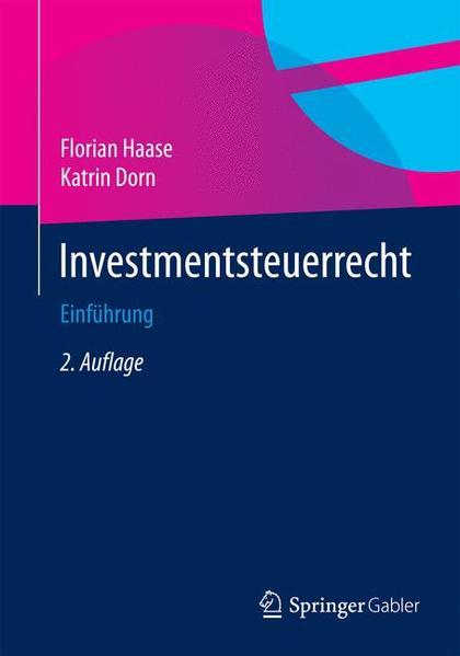 Investmentsteuerrecht - Coverbild