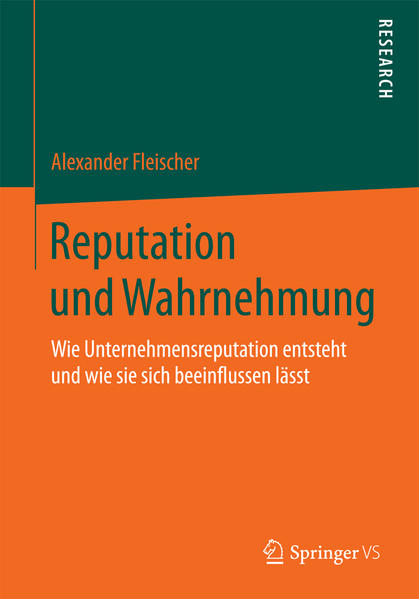 Reputation und Wahrnehmung - Coverbild