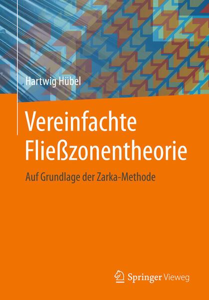 Vereinfachte Fließzonentheorie - Coverbild