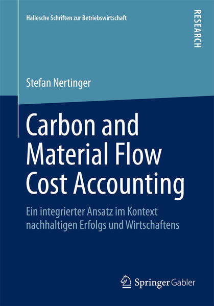 Carbon and Material Flow Cost Accounting - Coverbild