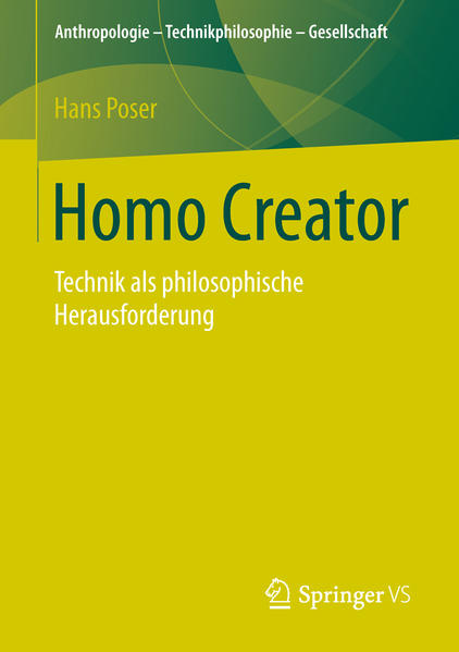 Homo Creator - Coverbild