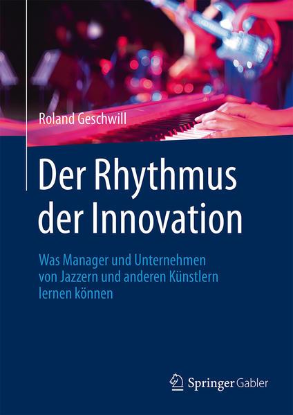 Der Rhythmus der Innovation - Coverbild