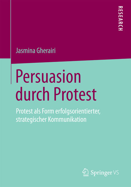 Persuasion durch Protest - Coverbild