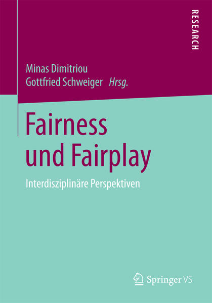 Fairness und Fairplay - Coverbild