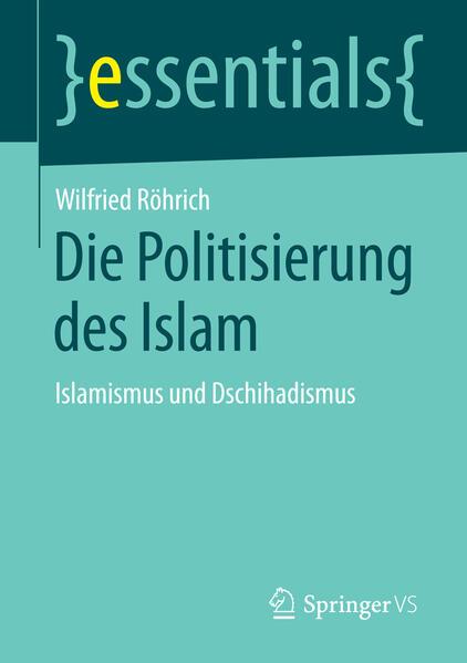 Die Politisierung des Islam - Coverbild