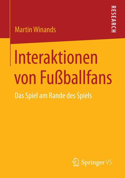 Interaktionen von Fußballfans - Coverbild