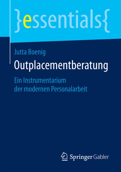 Outplacementberatung - Coverbild