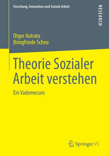 Theorie Sozialer Arbeit verstehen - Coverbild