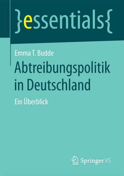 Abtreibungspolitik in Deutschland - Coverbild