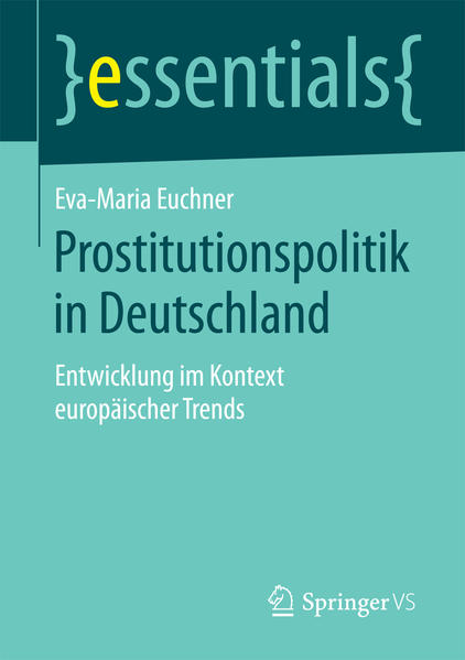 Prostitutionspolitik in Deutschland - Coverbild
