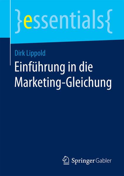 Einführung in die Marketing-Gleichung - Coverbild