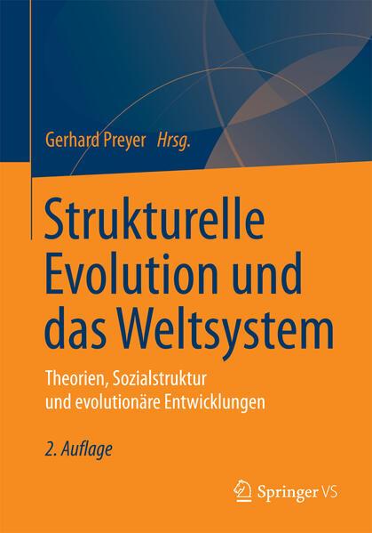 Strukturelle Evolution und das Weltsystem - Coverbild