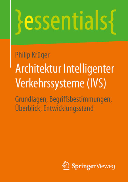 Architektur Intelligenter Verkehrssysteme (IVS) - Coverbild