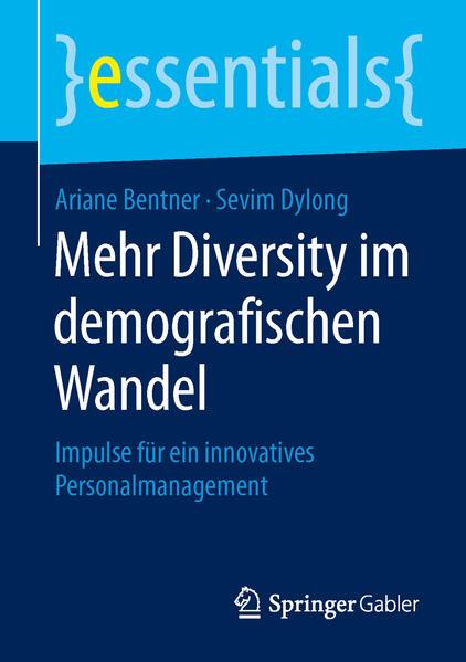 Mehr Diversity im demografischen Wandel - Coverbild