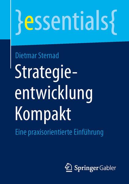Strategieentwicklung kompakt - Coverbild