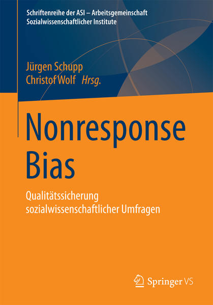 Nonresponse Bias - Coverbild