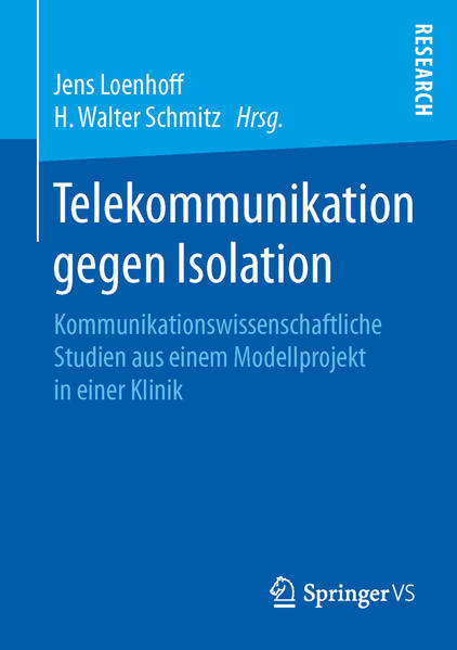 Telekommunikation gegen Isolation - Coverbild