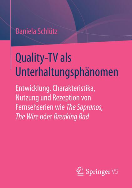 Quality-TV als Unterhaltungsphänomen PDF Download