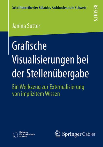 Grafische Visualisierungen bei der Stellenübergabe - Coverbild