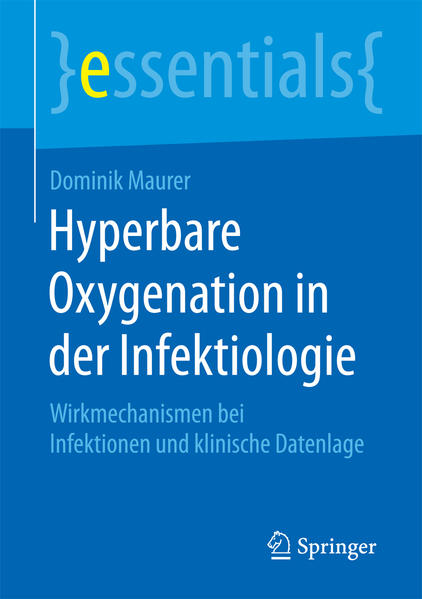 Hyperbare Oxygenation in der Infektiologie - Coverbild