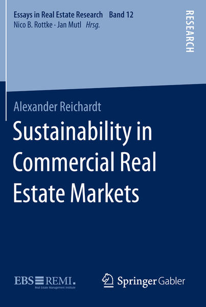Sustainability in Commercial Real Estate Markets - Coverbild