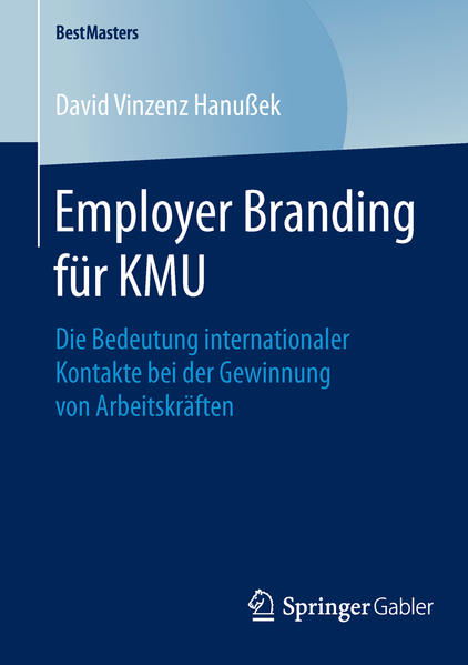 Employer Branding für KMU - Coverbild