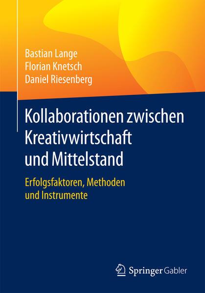 Kollaborationen zwischen Kreativwirtschaft und Mittelstand - Coverbild