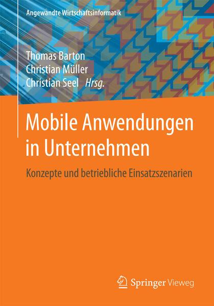 Mobile Anwendungen in Unternehmen - Coverbild
