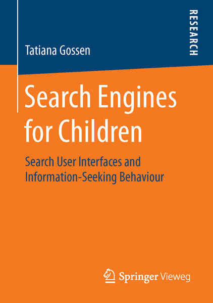 Search Engines for Children - Coverbild