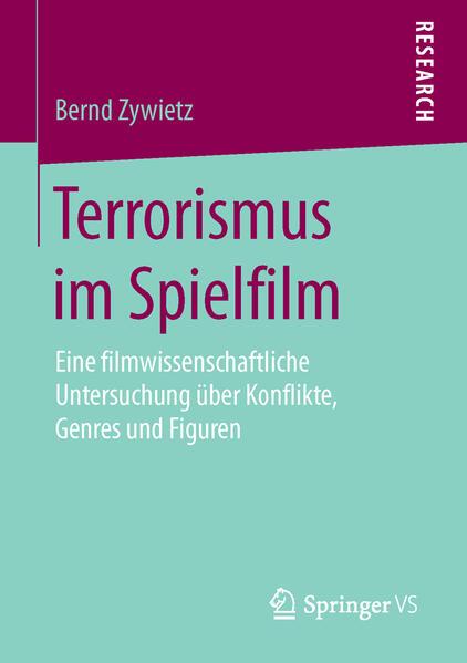 Terrorismus im Spielfilm - Coverbild
