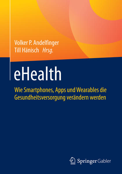 eHealth  - Coverbild