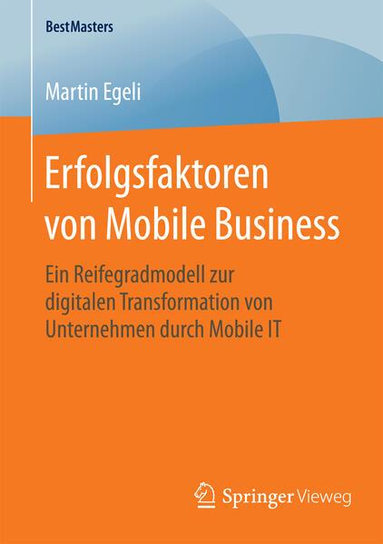 Erfolgsfaktoren von Mobile Business - Coverbild