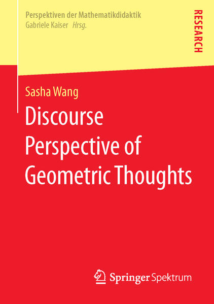 Discourse Perspective of Geometric Thoughts - Coverbild